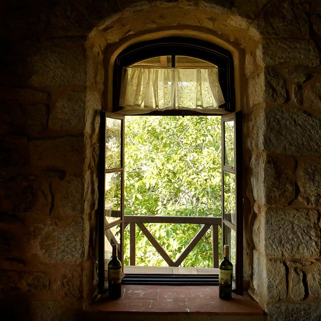 Observing little details at our winery in Domaine Chromitsa in  MtAthos, trademarks of the traditional athonite architecture, is like opening a fascinating window to authenticity. Pure pleasure for the mind and soul.  #MtAthos #secluded #monastic #halkidiki #greece #moment #detail #beauty #spiritual #inspiring #wow #nature #unique #bliss #athonite #wineexperience #winelover #winery #greekvines #greekgrapes #soul #greekwine #drinkgreek #eco #pure