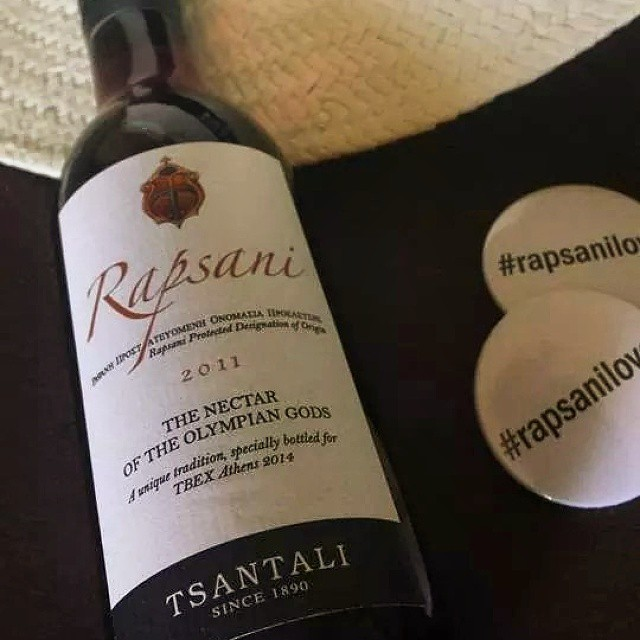 Every sip of wine is like travelling... in different regions around the world exploring viticulture traditions and fine winemaking. With this special Rapsani bottling we will be narrating a divine wine story to almost 1000 travel bloggers #TBEXathens  #Rapsani #rapsanilover #Mtolympus #feelinglikeagod #rapsanieffect #winelover #drinkGreek #greekwine #greekgrapes #xinomavro #krassato #stavroto #travel #travelbloggers #journey #homeofthegods #divine #tbex #passion #proud