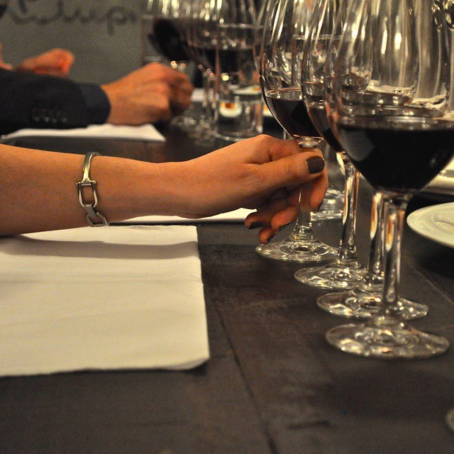On your marks... Get set... Discover!  The beauty of a vertical wine tasting. #metoxi #metochi #mtathos #unique #details #bliss #wineexperience #limnio #cabernet #winelover #wine  #explore #tasting #greekgrapes #greekwine #drinkgreek #inmyglass #vertical #verticaltasting
