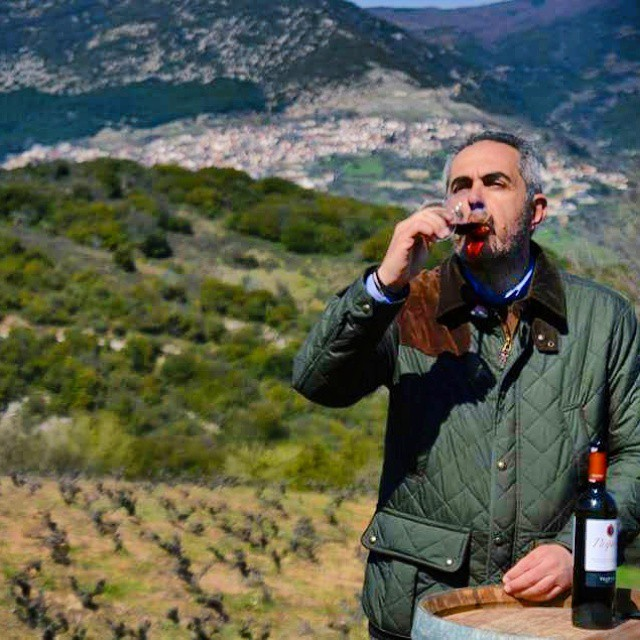 Dr George Salpiggidis, Head of our winery's Agriculture dpt, will be welcoming us at Rapsani for an in-depth discovery of this unique wine region in Mt Olympus. Join us on Makedonia TV and