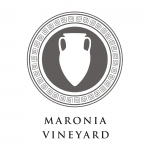 Maronia vineyard logo ENG