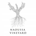 Naoussa vineyard logo ENG