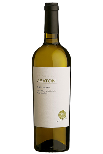 Agioritikos ABATON White Wine 750ml